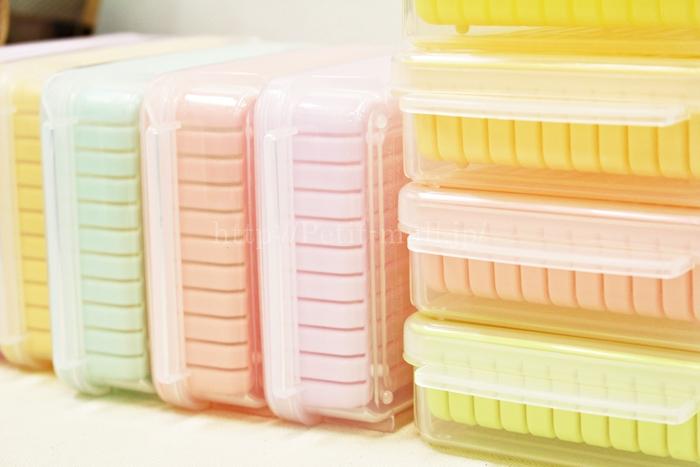 フェリシモ 冷凍レンジ容器