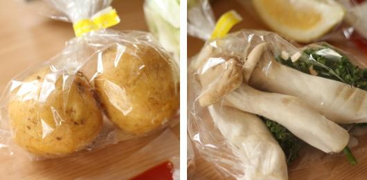 キットオイシックス セットの野菜