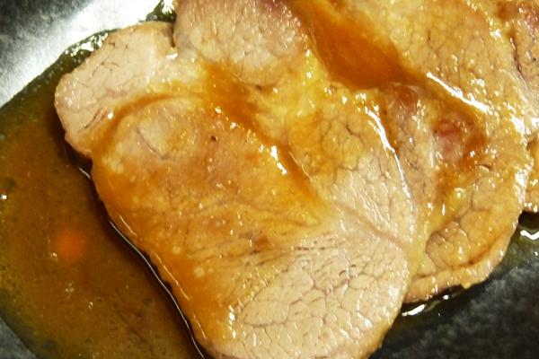 クック膳で作るみそ煮豚
