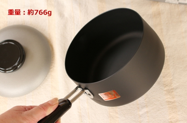 小さな天ぷら鍋 重さ