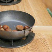 燕三条お手入れ簡単な鉄のフライパン