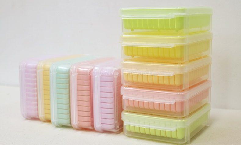 フェリシモ冷凍ご飯収納容器
