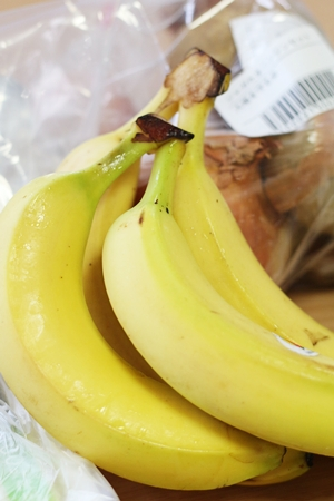 ローソンフレッシュお試しセット 大地を守る会のバナナ