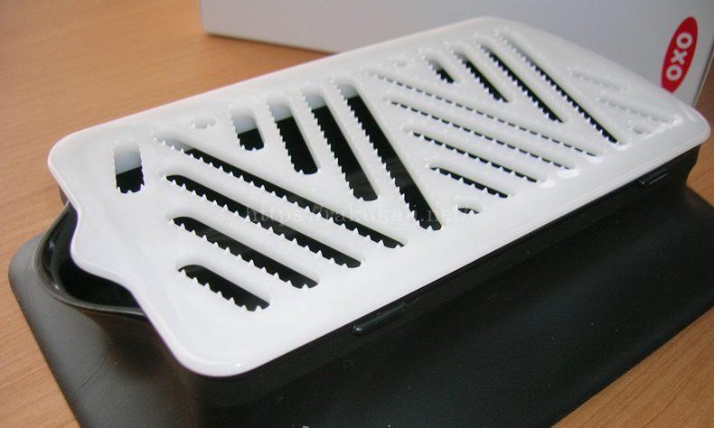 OXO大ダイコングレーター(大根おろし器)